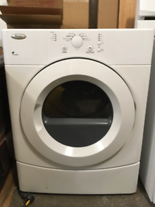 Whirlpool drier, electric