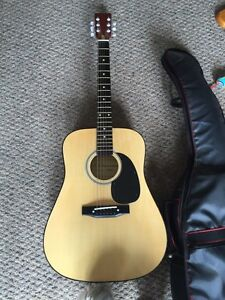 T.A. Lawrence Acoustic Guitar