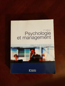 Psychologie et Management 2eme Edition