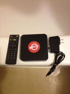 IPTV ANDROID box for sale $40
