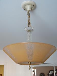 Lampe suspendue ANTIQUITÉ