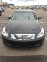 2007 Infiniti G35 S Sedan Fully Loaded mint condition low km
