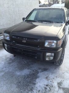 1998 Infiniti QX4 For Sale