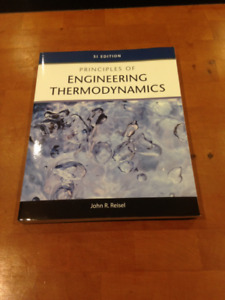Dalhousie Engineering Textbook for Sale