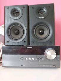 Sony Music/Hi-fi System