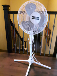 Ventilateur / fan Facto 3 vitesses