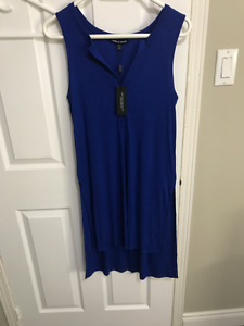 Ladies Long top or Beach cover up NWT