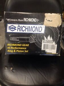 FOR SALE: Richmond Gear Ring and Pinion Set