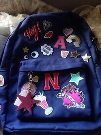 Useful backpack