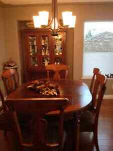 9 piece dining room suite