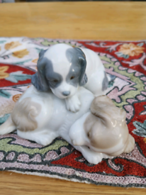 Nao by Lladro figurines (dogs)