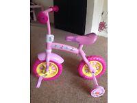 Peppa Pig 2-in-1 kids training bike