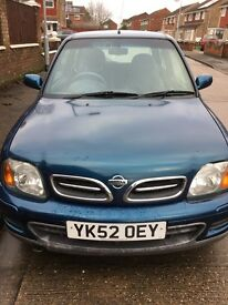 Nissan Micra Twister 1.4