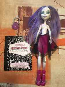 Monster High Original Spectra Vondergeist Christmas