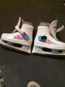 Kids size 10-11 skates