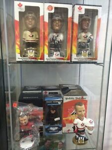 Olympic Collectors Edition Bobbleheads Kingston Kingston Area image 1