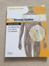 The nervous system second edition -Michael-Titus, Revest and Shortland