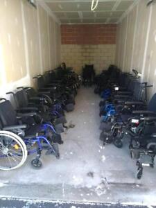 Wheelchair $25  Bed $50  Commode $20  Walker $15  Lift $150  Scale $50  Bath/shower chair $20...  LIQUIDATION NOW ON!