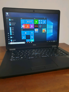 "ROCKET 14"" 16Gb Dell E7450 - Win10 256SSD - FHDMI Backlit beauty Everton Park Brisbane North West Preview"