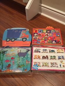 Large Floor puzzles age 3 and up