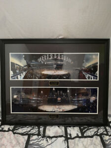 Toronto Maple Leafs picture (38 x 31 inch frame)