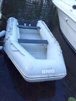 13' Brig Inflatable in Great Condition!  8 person capacity!