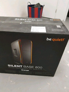 Pc case Be quiet base 800 brand new