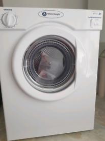 New White Night Tumble Dryer