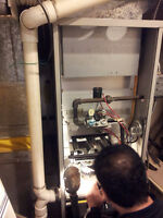 Furnace and Heating unit Services and Installation