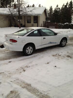 1996 Chevrolet Cavalier Base Coupe (2 door)