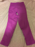 Lululemon In The Flow Crops II / Wunder Under Crops Size 4