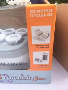 Brand New Commercial Grade Porcelain Ceramic Heat Rollers Kitchener / Waterloo Kitchener Area image 6
