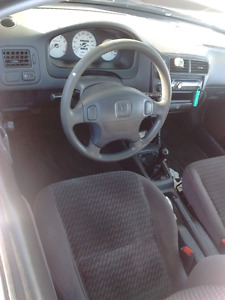 2000 honda civic hatchback trade for a chevy s10 or sprint