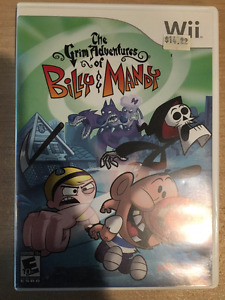 The Grim Adventures of Billy & Mandy for Wii