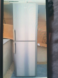 Stainless frost free fridge freezer, excellent. Delivery possible