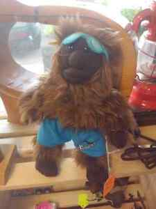 Kokanee Beer Sasquatch Doll Prince George British Columbia image 1