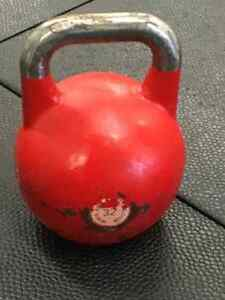 32 kg pro grade kettlebell used for sale London Ontario image 1