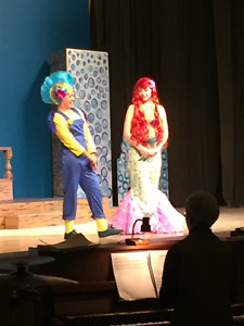 LIttle Mermaid Costumes and Sets
