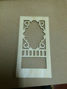 Doll House Materials