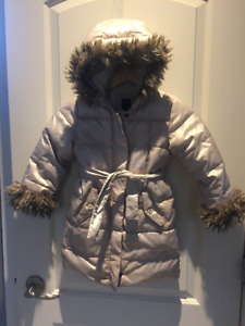 Girls Baby Gap Size 5 Winter Coat