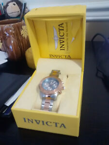 Invicta Women's Watch, Worn once, $200 OBO, can deliver