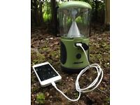 Camping Lantern with USB Charger (Green) CH470