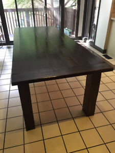 """Stunning Reclaimed Wood Harvest Table-8' long, 36"""" *PRICED TO SE"""