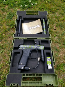 Paintball gear for sale (two markers)