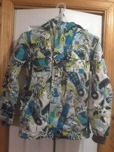 Snowsuit DC Wild Project Jacket and DC Bachee Pants
