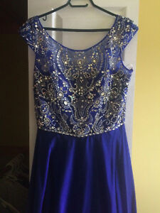 Sherri Hill Prom Dress Size 16 Worn Once Asking $300