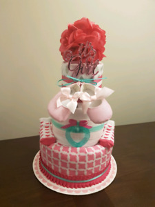 Diaper Cakes and Creations
