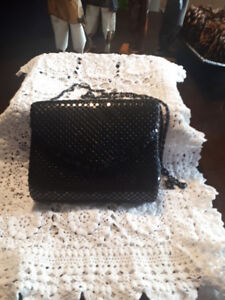 Black Evening Clutch in Mint condition