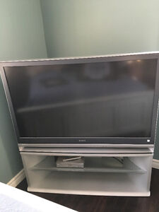 50' Sony Plasma Screen TV - Good Working Condition