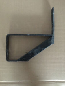 Steel Single Step Brackets - Lot price of 4 pcs.
